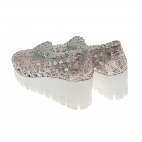Туфли перфорированные Eleni