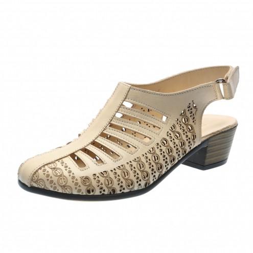 босоножки на устойчивом каблуке Bem Shoes