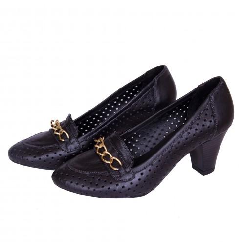 Туфли перфорированные Pera Donna