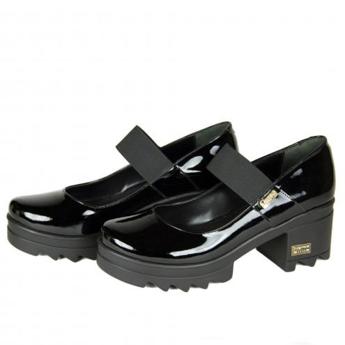 Туфли с резинкой Guero