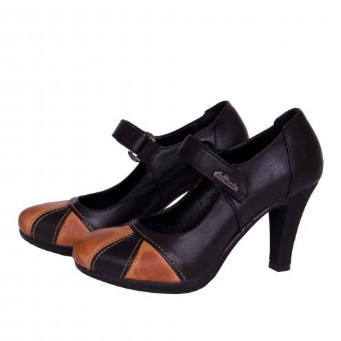 Туфли с перепонкой Pemla