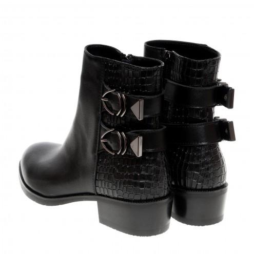 Ботинки со змейкой Kluchini
