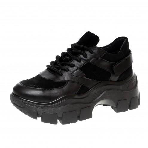 Кроссовки со шнурком Atomio Lardini