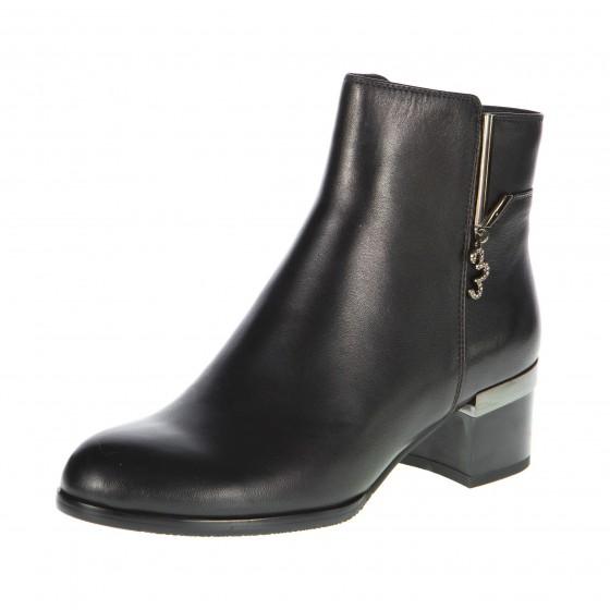 Ботинки на удобном каблуке Velly
