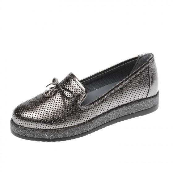Туфли лоферы Alpino