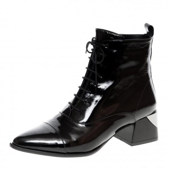 Ботинки со шнурком Yulia Ferra